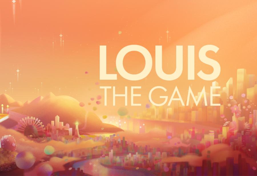 LV,Louis Vuitton,LOUISTHEGAME  LV 手游火了!越玩越上瘾还有超级隐藏福利!
