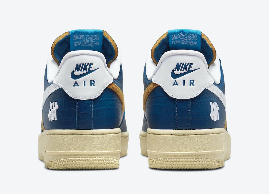 DUNK vs AF1,Nike,UNDEFEATED,DM  UNDFTD x Nike 第三波要来了?Dunk VS AF1 新官图曝光!