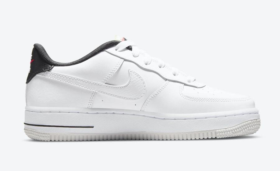 Nike,Air Force 1 Low,DM8154-10  鞋帮刺绣精致!全新配色 Air Force 1 官图曝光!