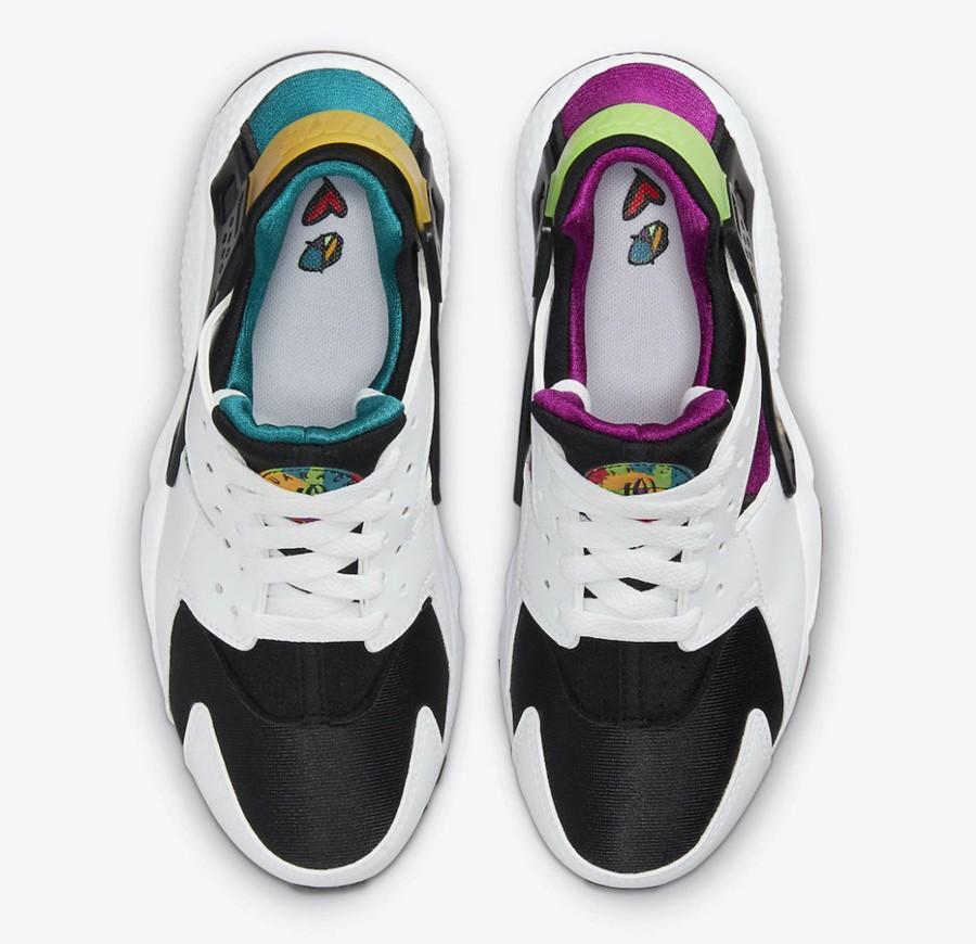 Nike,Air Huarache,Peace, Love,  鸳鸯配色真吸睛!全新 Nike Air Huarache 官图曝光!