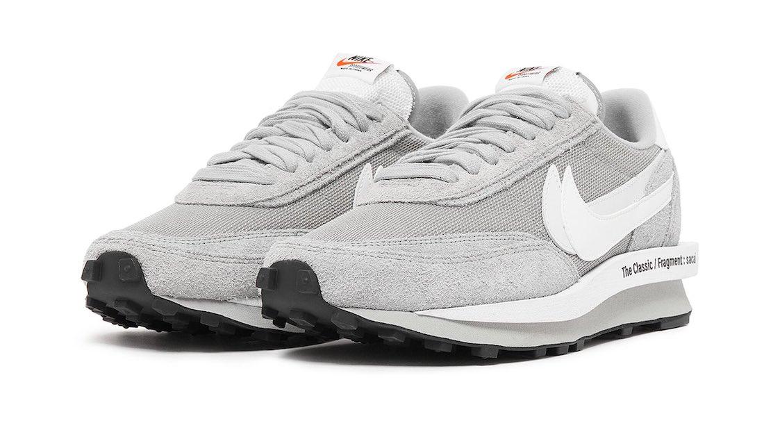 Fragment,Sacai,Nike,LDWaffle,W  「闪电 x sacai x Nike」真的要来了!发售日期曝光!