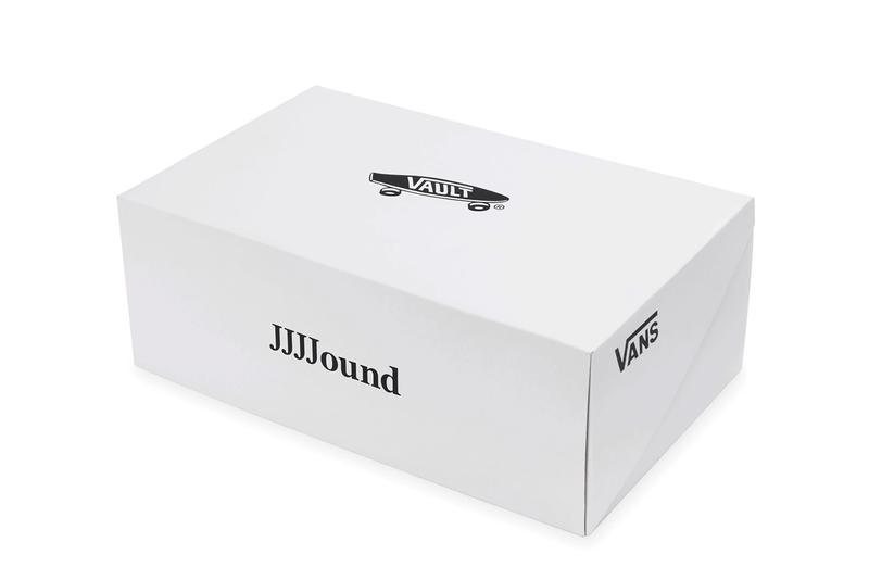 JJJJound,Vault by Vans,Style 3  国内入手渠道有了!JJJJound x Vault by Vans 本周发售!