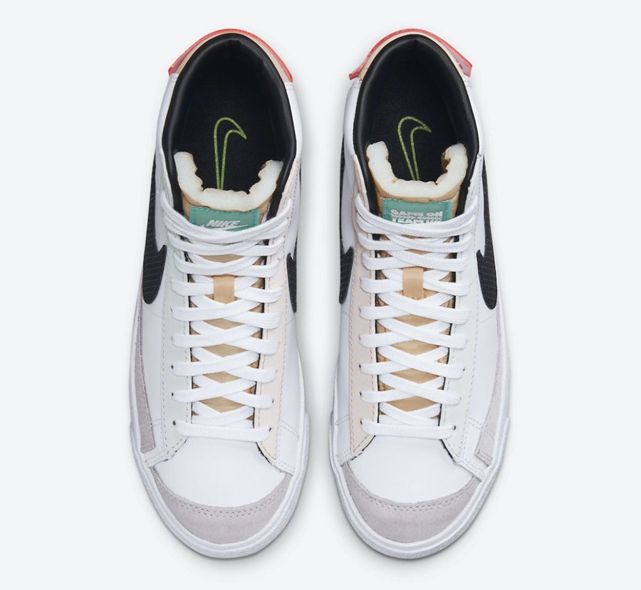 Nike,Blazer Mid,Have A Good Ga  电玩风十足!Blazer Mid 全新配色官图曝光!