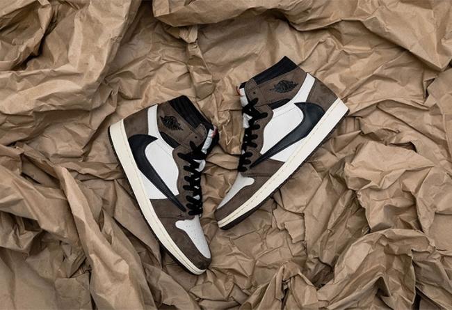 Travis Scott,Nike,Air Trainer  熟悉的「大地色系」!TS 新反勾效果图曝光!网友:有内味了!