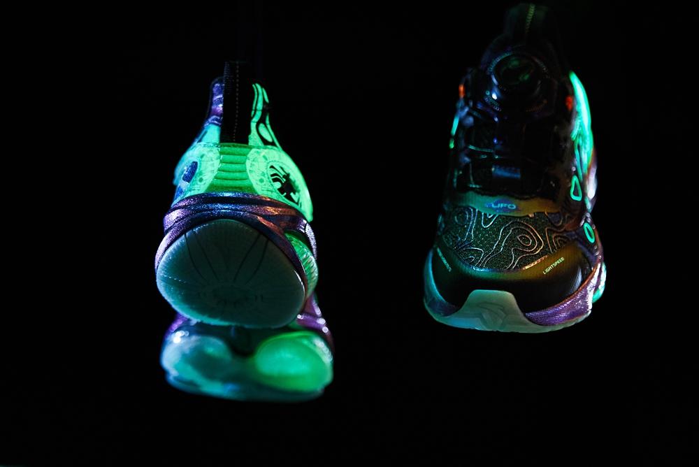 UFO 3.0 跑鞋夜光限定,安踏儿童  爷青回!安踏儿童筹备一年的「大玩具」!这鞋能玩一整天!