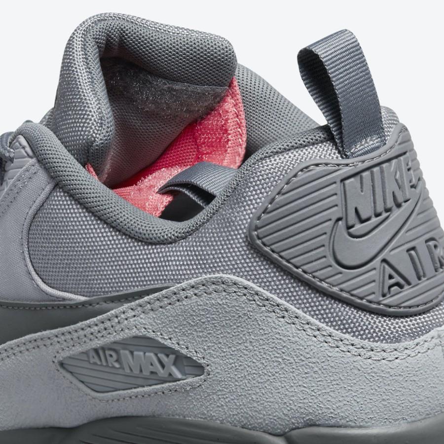 Nike,Air Max 90 Surplus,Wolf G  鞋子带兜又回来了!全新配色 Air Max 90 官图曝光!