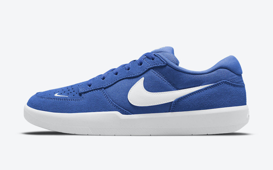 Nike,SB Force 58,CZ2959-401  醒目蓝色!全新鞋款 Nike SB Force 58 官图曝光!