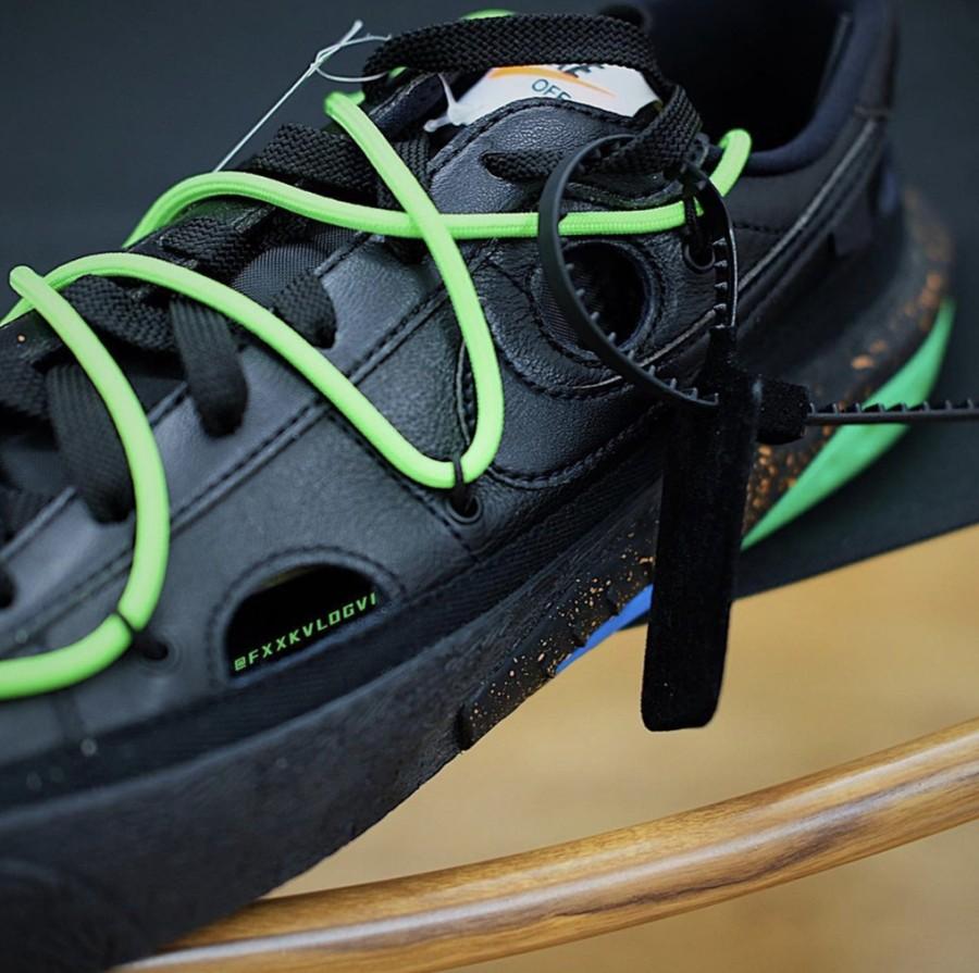 Nike,Off-White x Nike Blazer L  将于今年发售!OW x Blazer 更多实物图曝光!