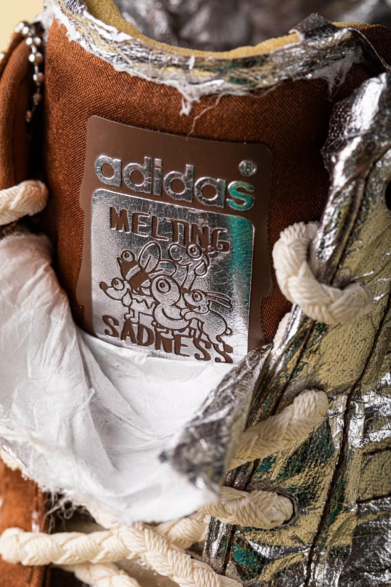Campus,Melting Sadness,adidas,  Yeezy Day 后首波「重磅狠鞋」曝光!上次市价翻三倍!CONFIRMED 已上线!