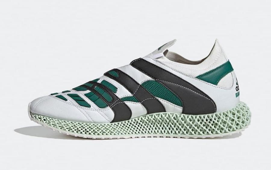 adidas,Predator Accelerator,GX  经典与科技结合!全新 adidas 4D 新鞋官图曝光!