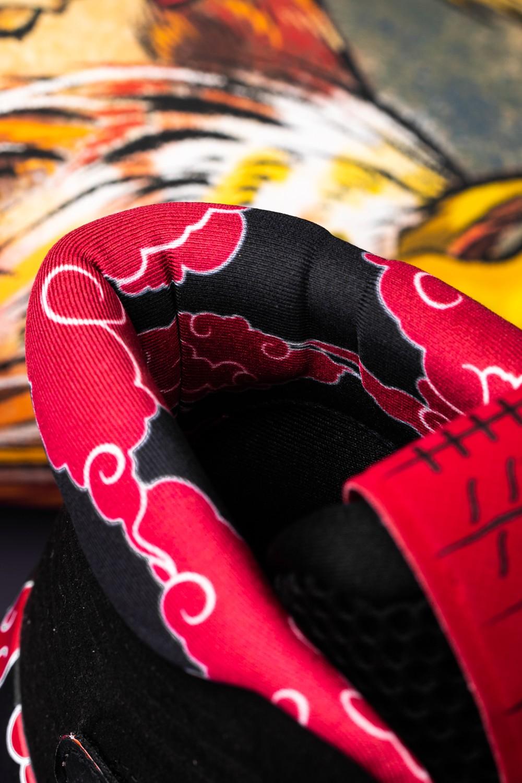 火影忍者,发售,GH2,KT6,安踏  DNA 动了!大庆油田「干柿鬼鲛」出签名鞋了?!网友:太中二了吧!
