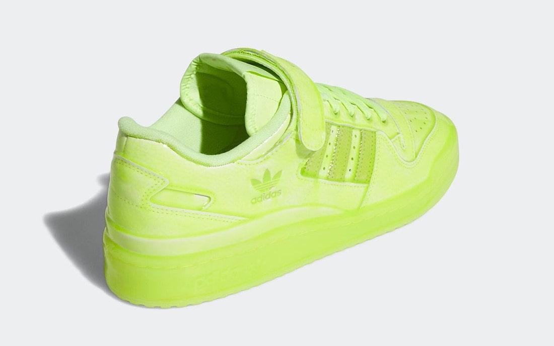 Jeremy Scott,adidas,Forum Low,  终于等到低帮!Jeremy Scott 全新 Forum Low 官图曝光!