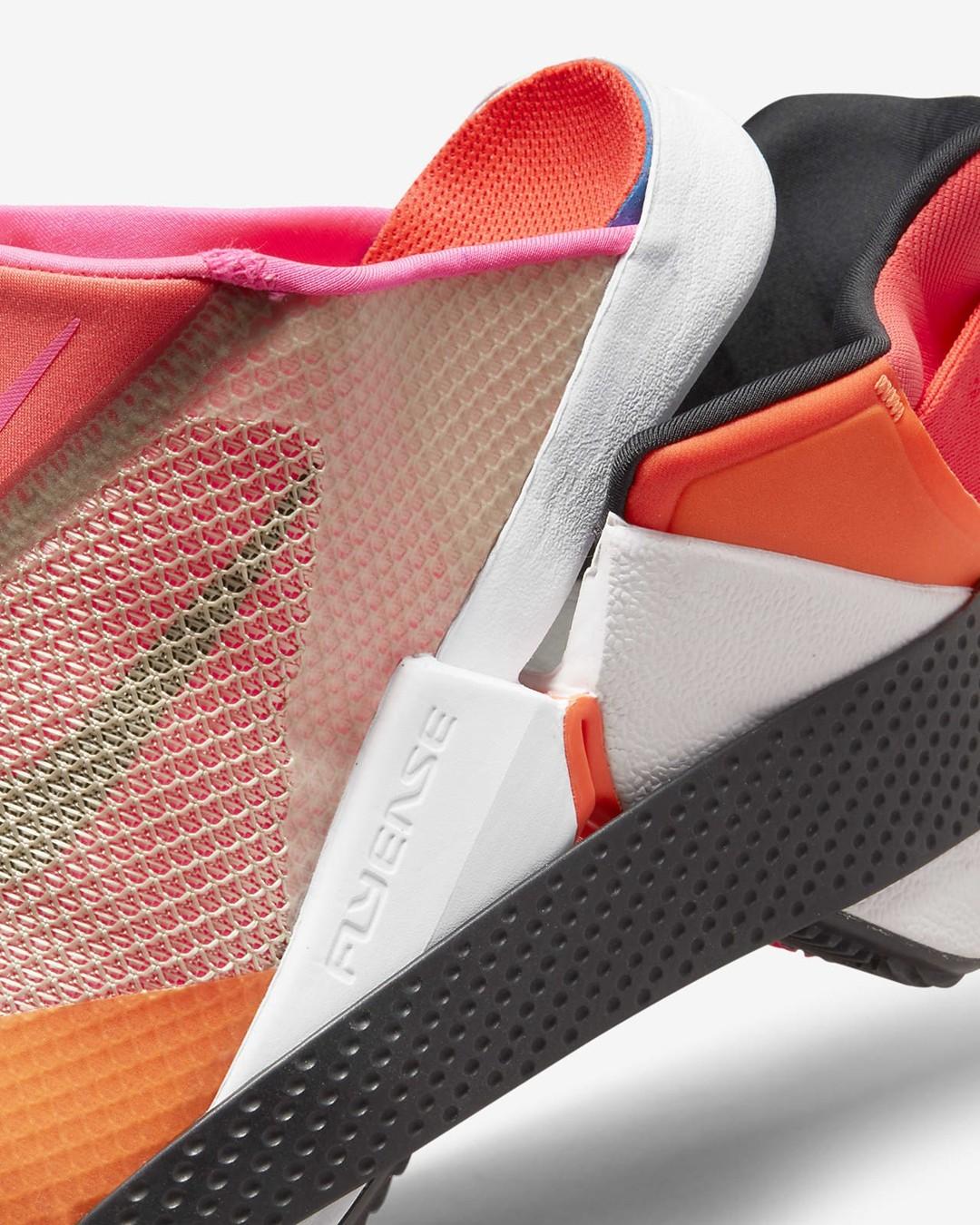 Nike,Go FlyEase,CW5883-600  低配「自动系带」刷新你穿鞋的方式!Nike 懒人神鞋终于来了!