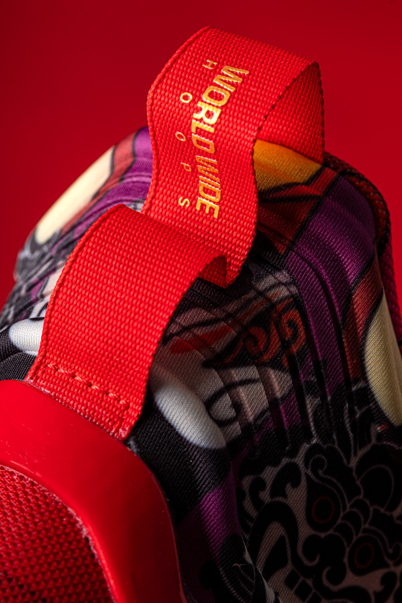 adidas,D Rose SON OF CHI,罗斯  梦回罗斯巅峰!「风城之子」新鞋抢先开箱!中国版配色爱了!