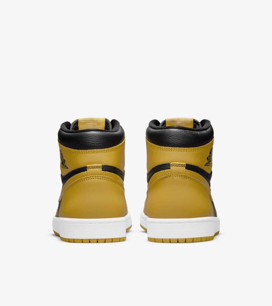 AJ,Air Jordan 1 High OG,Pollen  明日发售!「小武当」Air Jordan 1 上架 SNKRS!