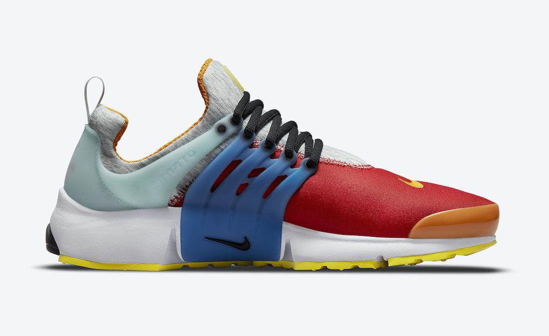 What The,Air Presto,Nike  「What The」配色来了!全新 Air Presto 细节多到数不清!