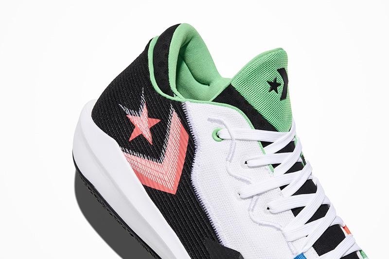 CONVERSE x NBA Jam,All Star BB  NBA 新联名来了!这次是经典街机游戏主题!