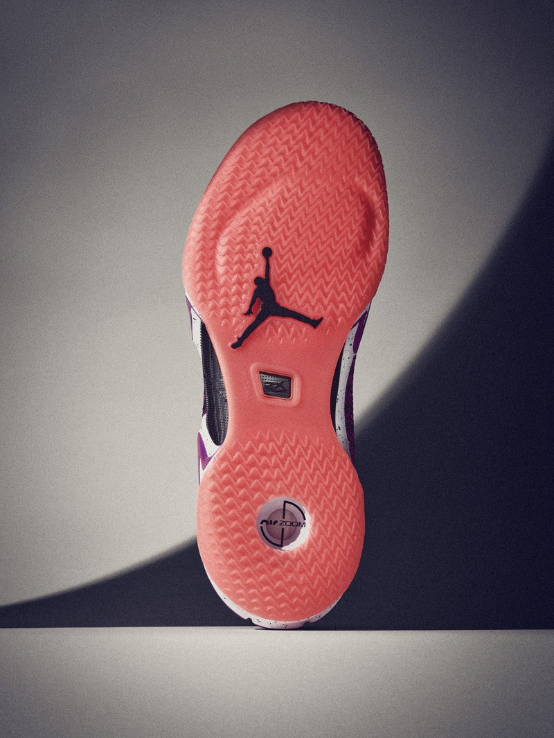 AJ36,Air Jordan 36,发售  Air Jordan 36 今天正式发售!首发就有郭艾伦配色!