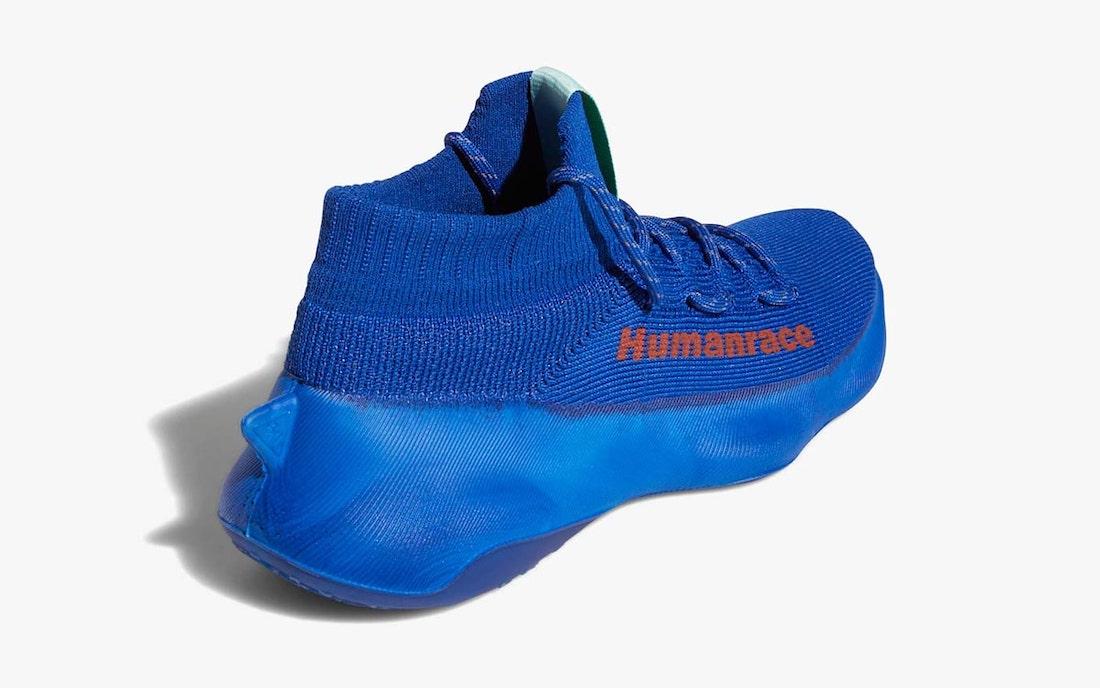 Pharrell,adidas,Humanrace Sich  又是纯色设计!全新菲董联名鞋款官图曝光!