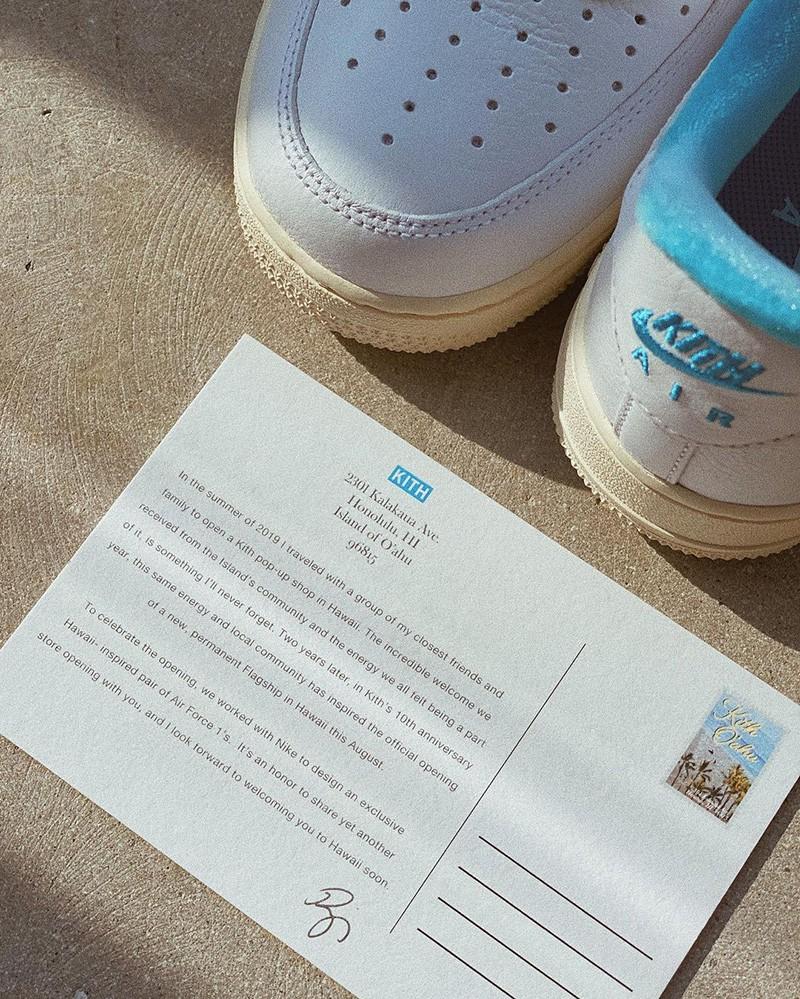 KITH,Nike,AF1,Air Force 1 Low,  上次市价破 6000!超难抢的 KITH x Nike 独占配色即将发售!