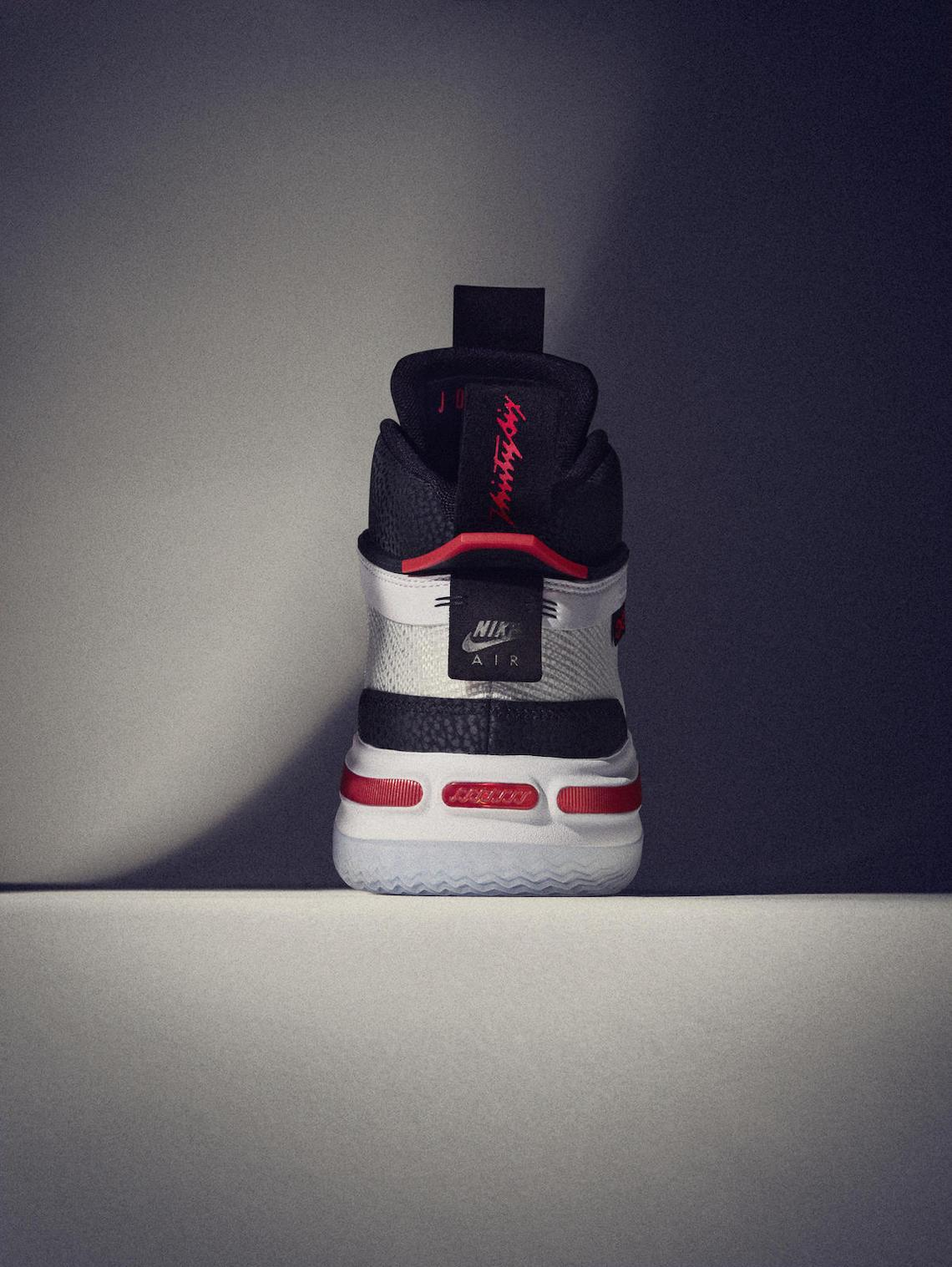 Air Jordan 36,AJ36,发售  AJ36 首轮配色完整曝光!多达 5 款 PE 即将发售!