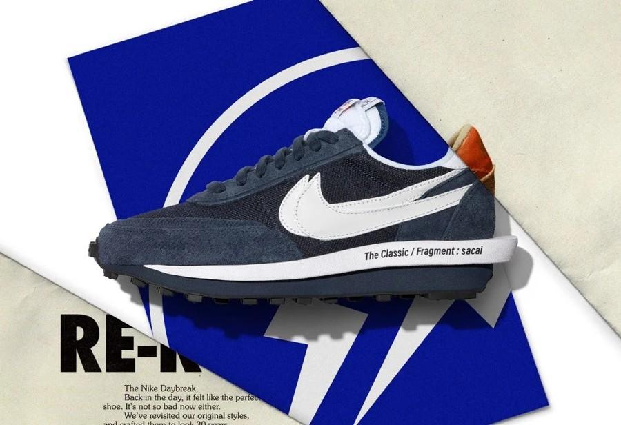 Fragment,sacai,Nike,LDWaffle,B  速登记!藤原浩「闪电 x sacai x Nike」国内发售信息曝光!
