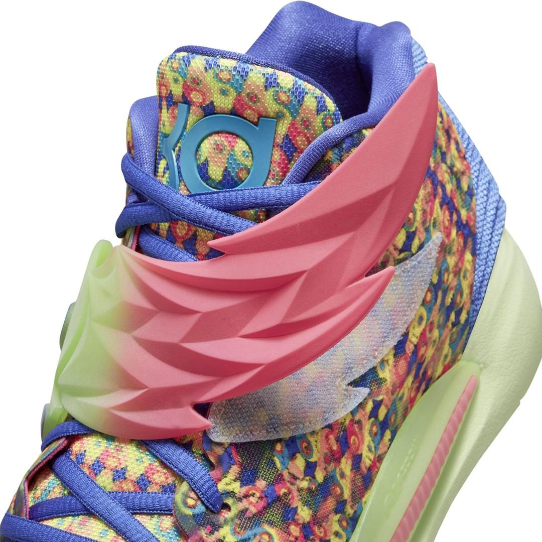 Nike,KD 14  糖果造型 + 翅膀绑带!全新 KD 14 官图曝光!