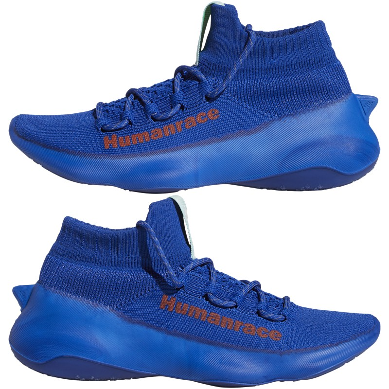adidas x Pharrell Williams Hum  高帮袜子鞋造型!菲董最新联名鞋来了!