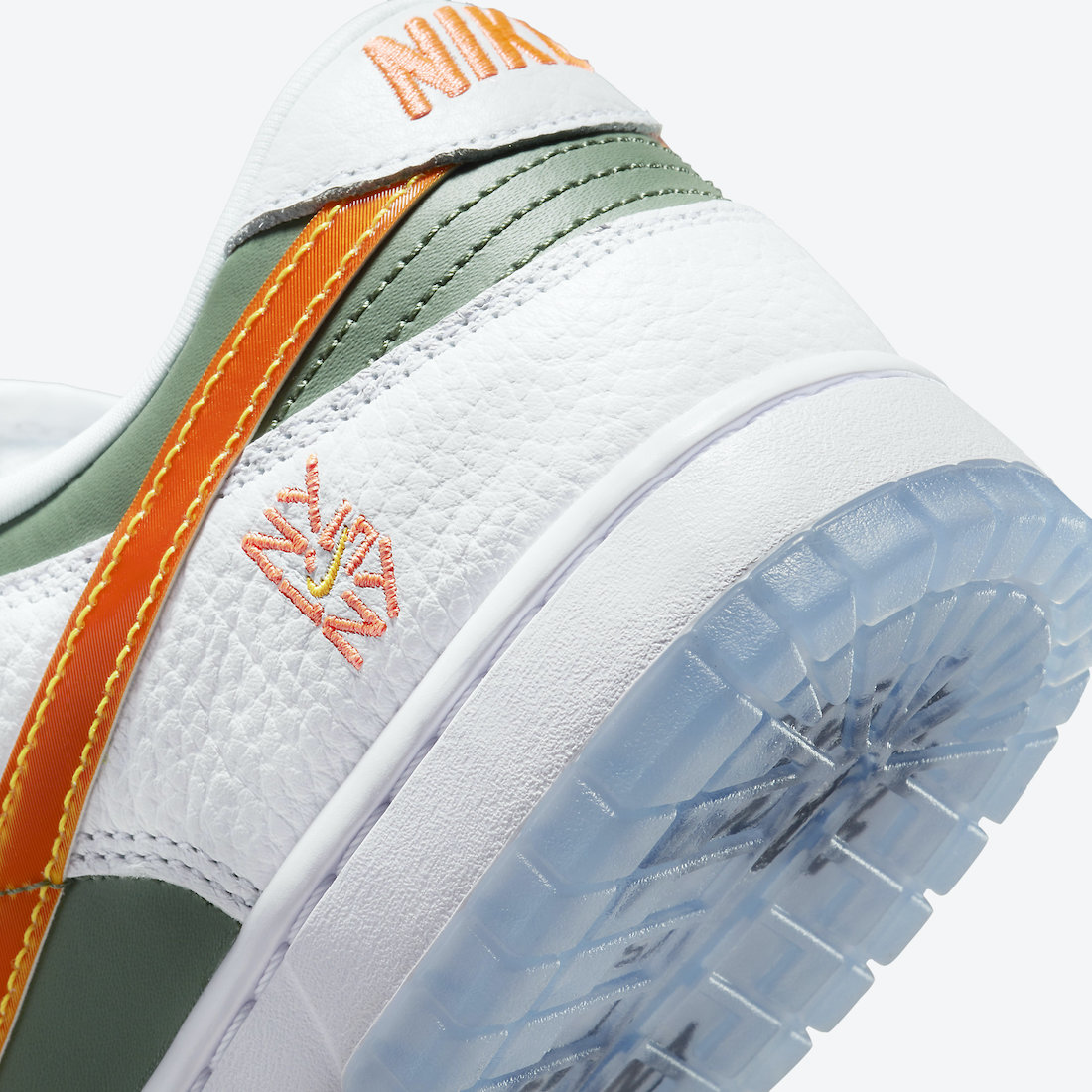 Nike,Dunk Low,NY vs NY,DN2489-  酷似「佳得乐」配色!全新 Dunk Low 发售信息曝光!