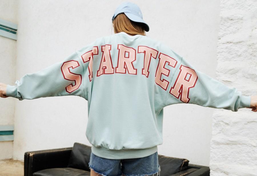 STARTER,BLACK LABEL,2021,AMERI  刺绣拼接太帅了!全新 STARTER 秋季单品登场!