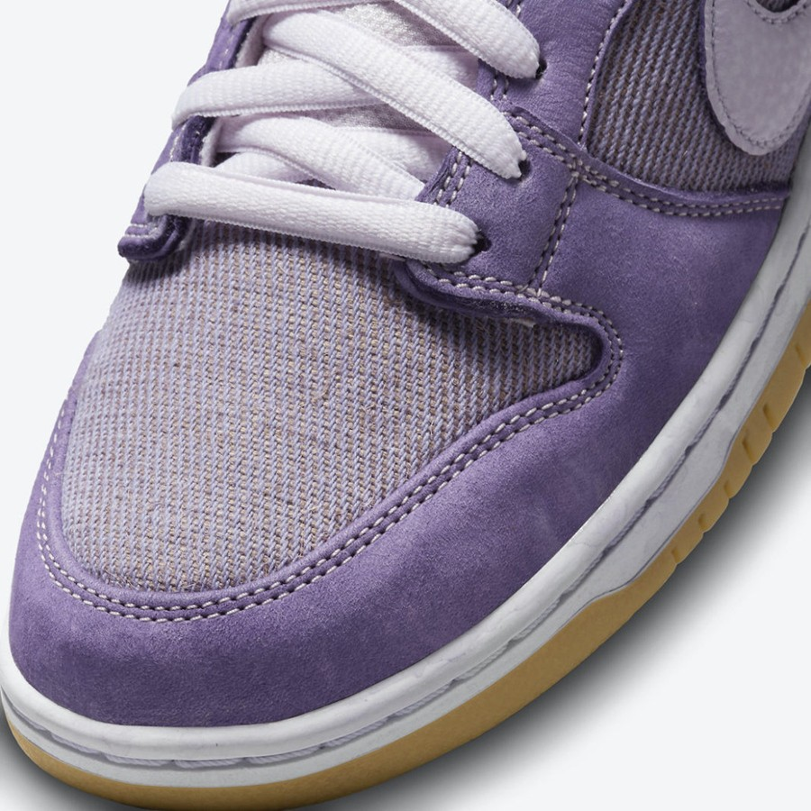 Nike,Dunk SB Low,Unbleached P  中底染色真抢眼!全新 Dunk SB Low 官图曝光!