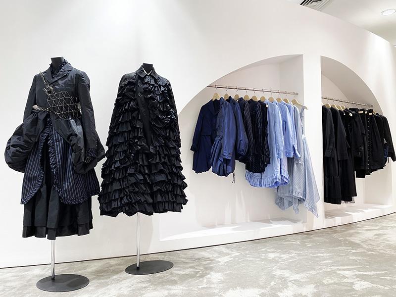 Dover Street Market Beijing,DS  时尚感十足!CdG x Nike「联名喷」发售日期临近!