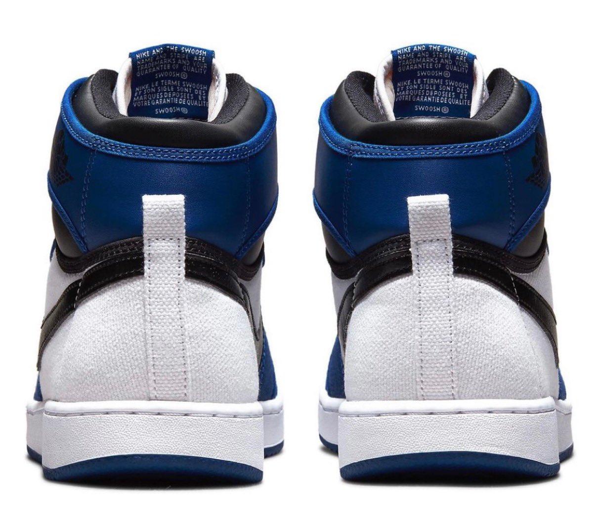 AJ1,Air Jordan 1 KO,DA9089-401  自穿党福利!小闪电 AJ1 KO 发售日期确定!