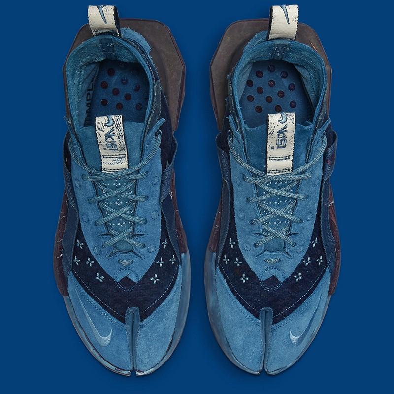 蓝染,DO6645-400,ISPA Drifter Spl  坎爷真香警告!纯手工蓝染「坦克鞋」发售信息有了!