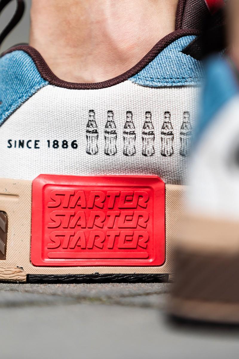 可口可乐,STARTER  逢出必抢的「可口可乐联名」又来了!每一件都超想要!
