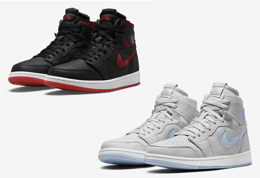 CT0979-004,CT0979-006,Zoom,WMN  一双经典一双高级!两款全新 Air Jordan 1 官图曝光!