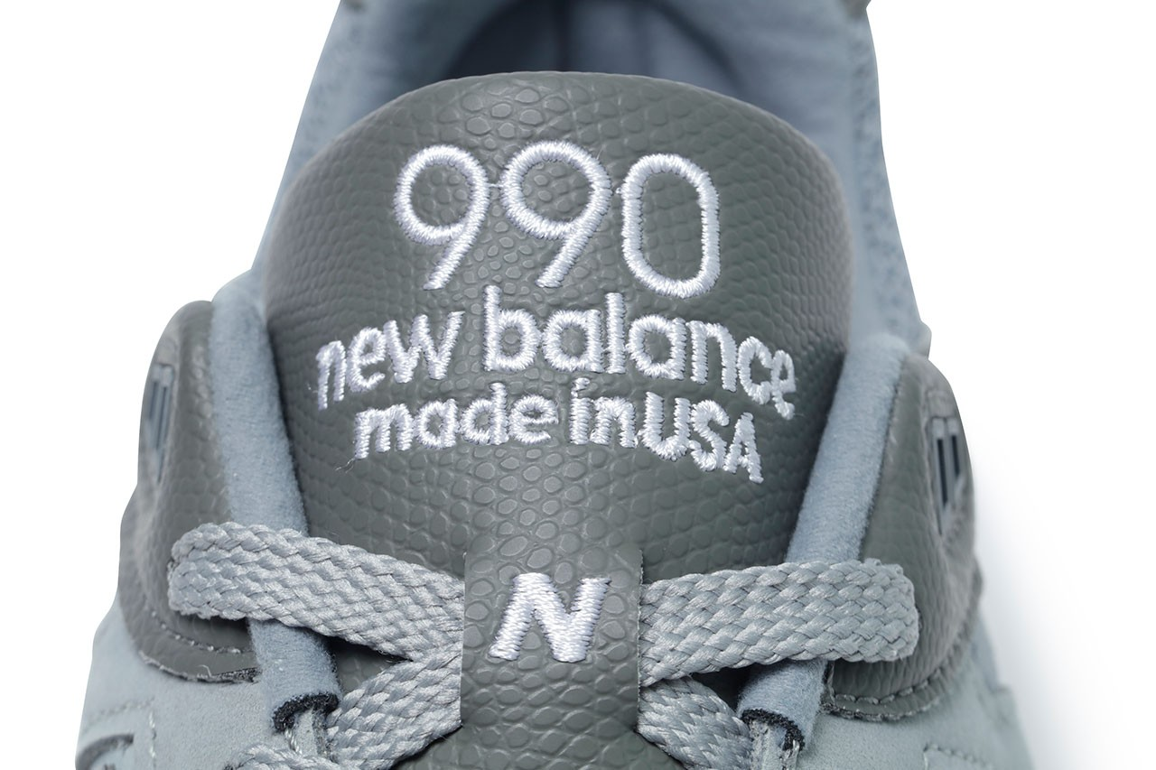 WTAPS,New Balance,990v2  天价联名又来了!WTAPS x New Balance 990v2 发售信息曝光!