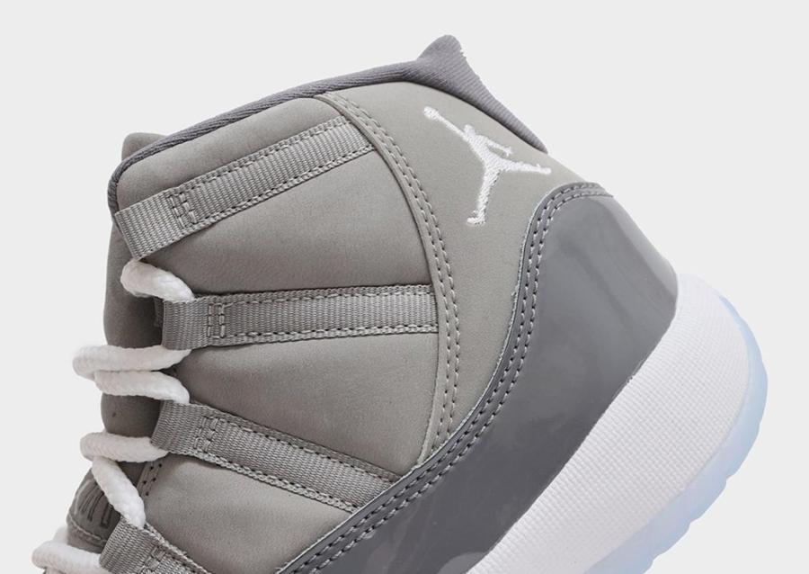 AJ,Air Jordan 11,Cool Grey,CT8  年底大戏!「酷灰」Air Jordan 11 最新实物曝光!