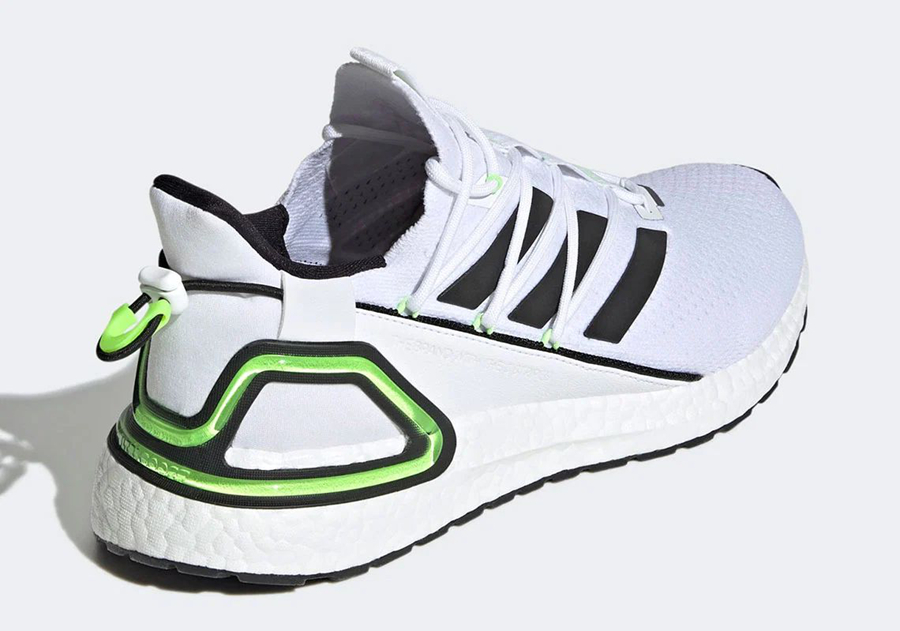 adidas,Ultra Boost 20 Lab,GY81  高科技元素加持!全新配色 adidas UB 20 Lab 官图曝光!