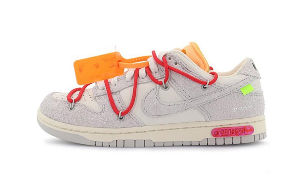 Nike,OFF-WHITE,Dunk  17 双 OW x Dunk 全线降价!最狠一天暴跌一万!下月还要发?!