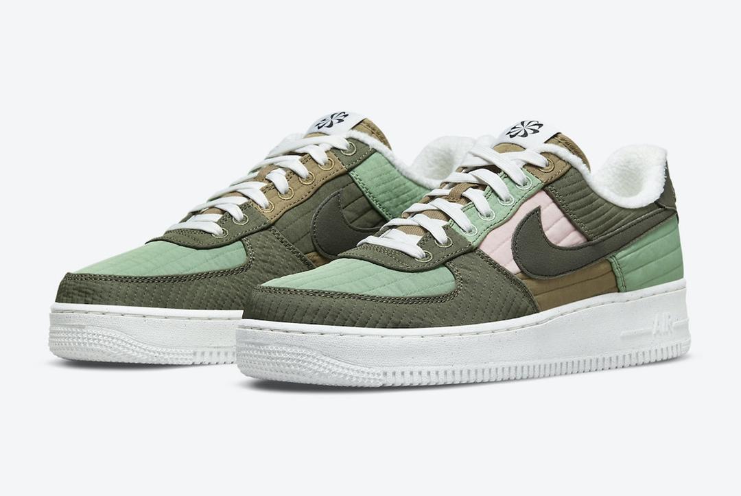 Nike,Air Force 1 Low,Toasty,DC  「大棉鞋」又来了!全新 Air Force 1 官图曝光!