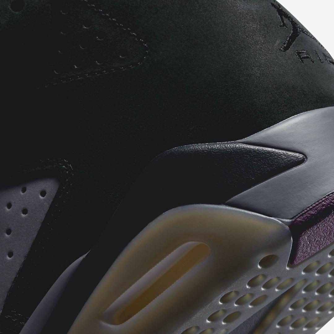 AJ6,Air Jordan 6,Bordeaux,CT85  美区 SNKRS 上架!全新「波尔多」AJ6 即将登场!
