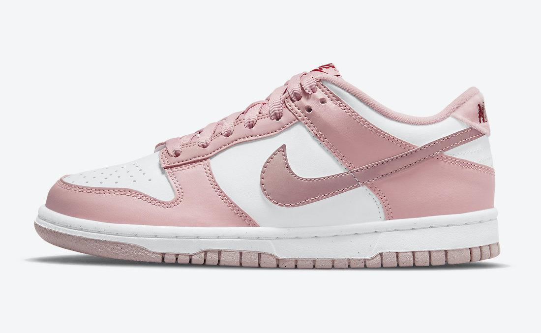 Nike,Dunk Low,Pink Velvet,DO64  「小情人节」配色!全新 Dunk Low 官图曝光!