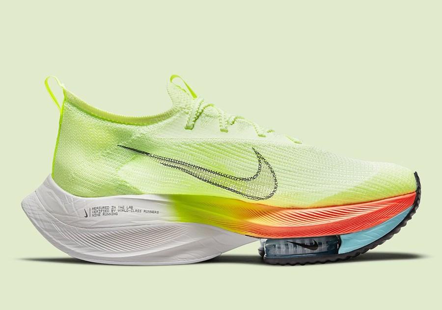 Nike,Air Zoom Alphafly NEXT%,C  「破 2 神鞋」又出新配色!全新 Air Zoom Alphafly NEXT% 曝光!