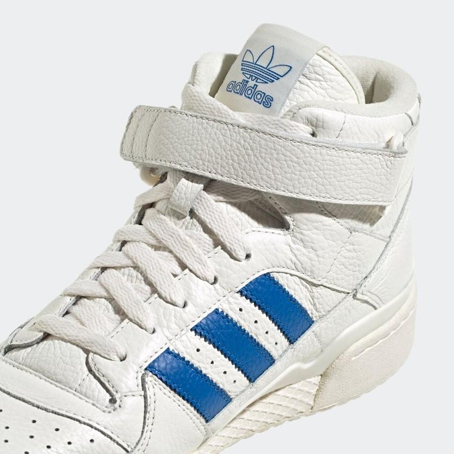 adidas,Forum Mid,GX1021  炫酷魔术贴设计!全新配色 adidas Forum 官图曝光!
