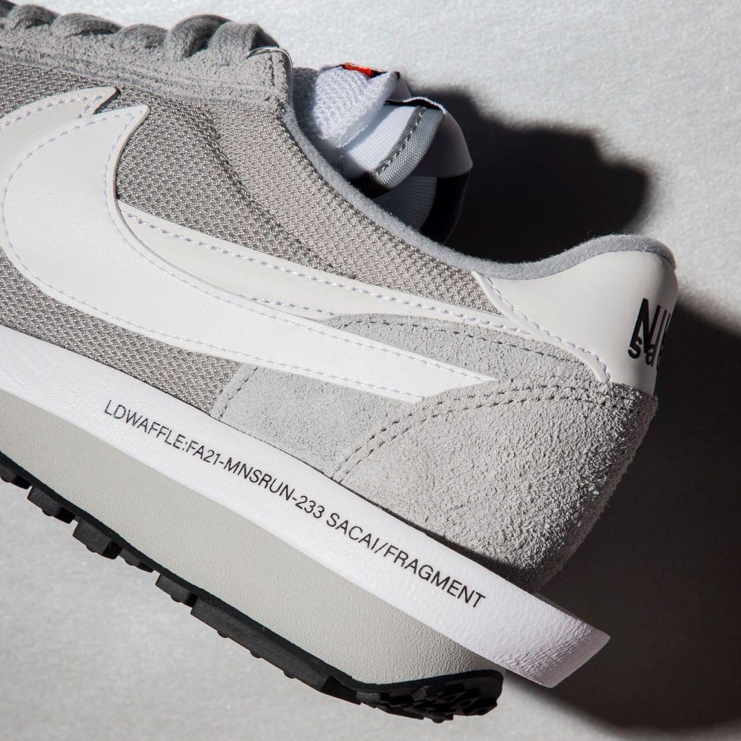 fragment,藤原浩,闪电,sacai,Nike,LDW  市价破 3K!「闪电 x sacai x Nike」今早发售,你中了么?