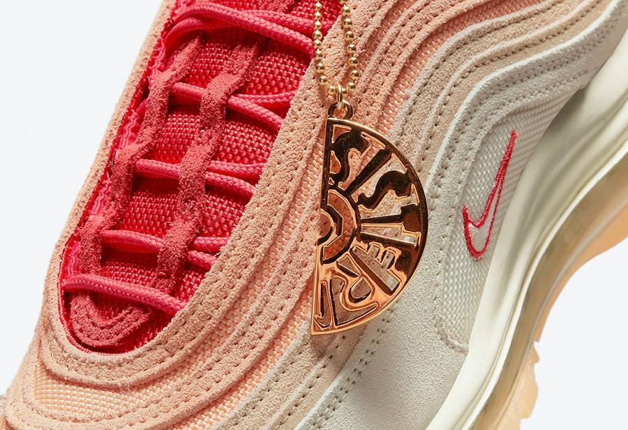 Nike,Air Max 97,Sisterhood  水蜜桃的既视感!全新配色 Air Max 97 官图曝光!