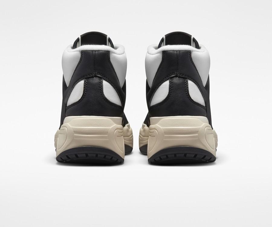 Converse,Weapon CX  革新鞋款!Converse Weapon CX 经典黑白配色即将发售!
