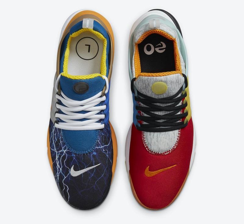 "Nike,Air Presto,What The,DM955  细节多到数不清!""What The""  Air Presto 发售详情曝光!"