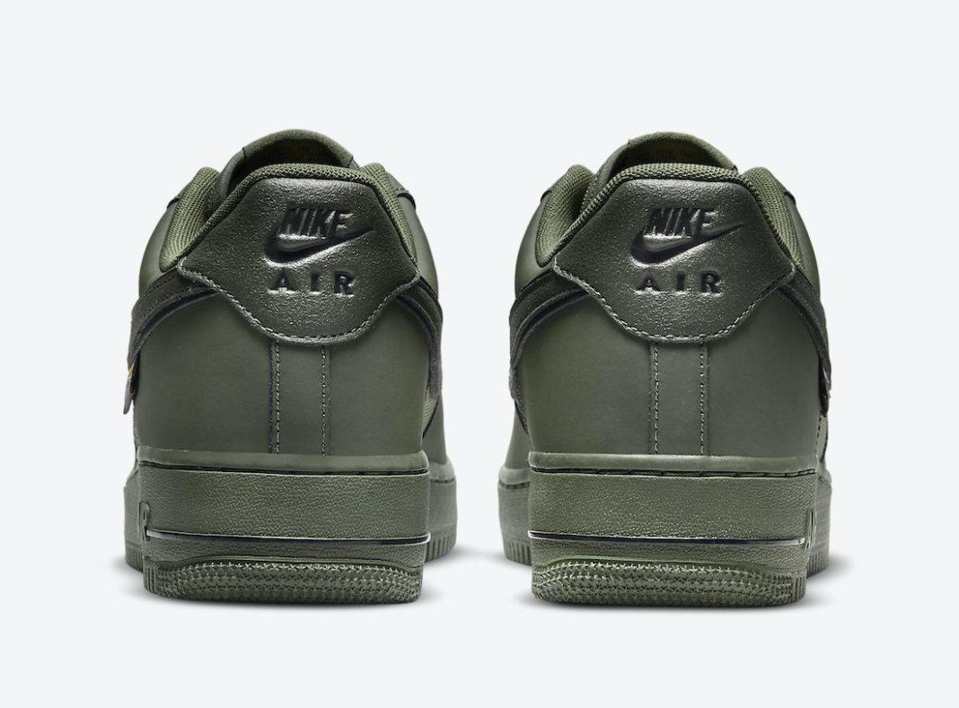 Nike,Air Force 1,Cordura,Cargo  户外机能风!全新配色  Air Force 1 Low 官图曝光!